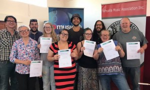 From The Garage To The Stage Whyalla Music Workshop